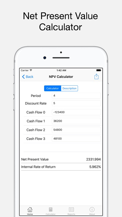 Ray Financial Calculator screenshot-3