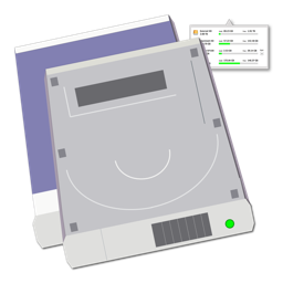 Ícone do app Disk Space Tab