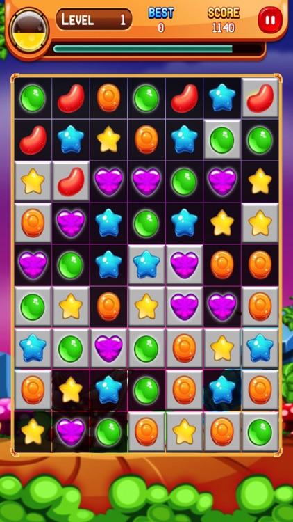 Candy Sweet Bubble Farm screenshot-3