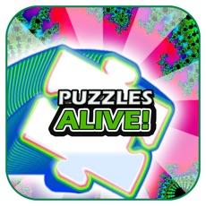 Activities of Puzzles Alive! Fractals