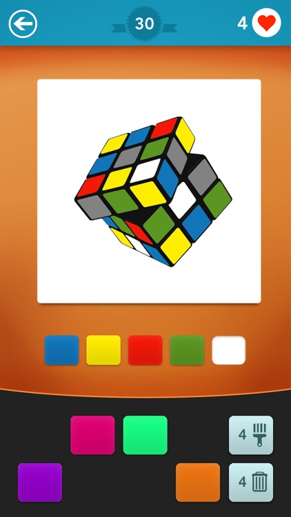 What's the Color? ~ Logo Quiz