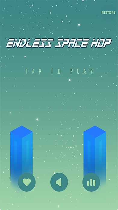 Endless Space Hop screenshot one