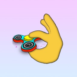 Fidget Spinner Emoji Stickers