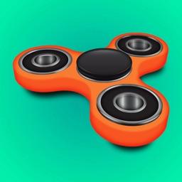 Tappy Fidget Spinner 3D & Challenge Games