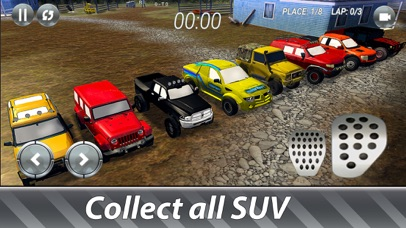 SUV Offroad Rally screenshot 2