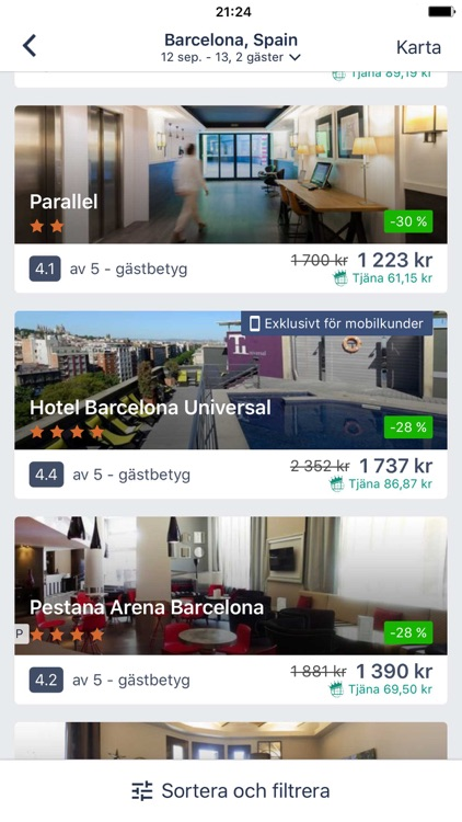MrJet - Hotels & Flights