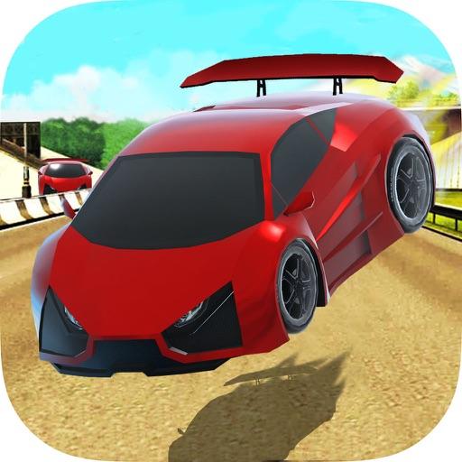Extreme Car Stunt Driving Simulator