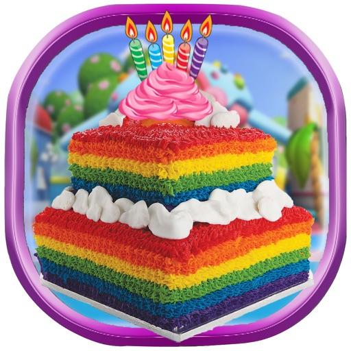 Rainbow Chocolate Cake Maker