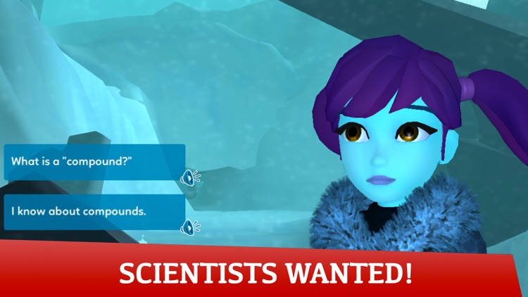 Blue Apprentice Elementary Science Game by Galxyz screenshot-3