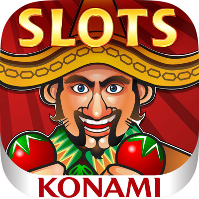 my KONAMI Slots - Vegas Casino Slot Machine Games app