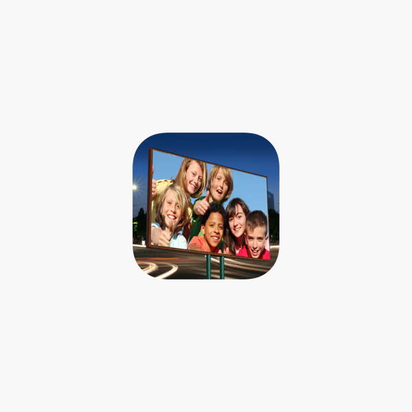 Billboard Photo Frames for Pic- Photofunia Effects on the App Store