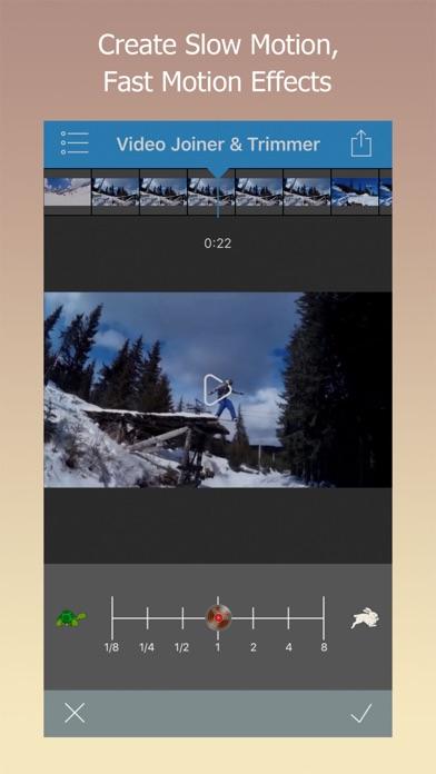 Screenshot #8 for Video Joiner & Trimmer