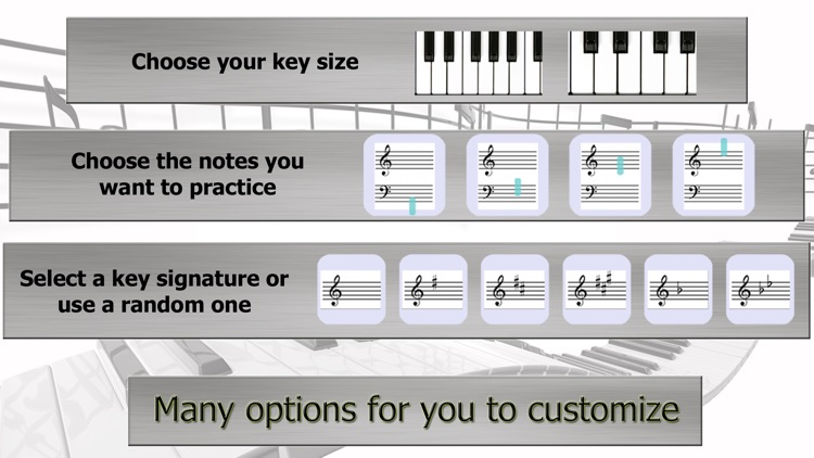 Piano Tutor for iPad
