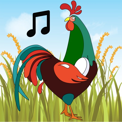 Farm Sounds - Kids Memory Game