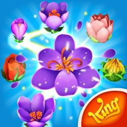 Blossom Blast Saga - Fun Flower Match & Grow Game