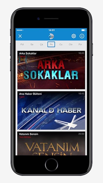 Kanal D for iPhone screenshot-3
