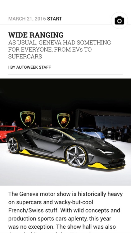 Autoweek Mag App screenshot-4