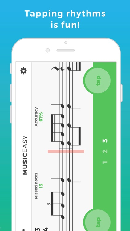 MusicEasy LITE - Learn to Read Music