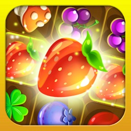 Mahjong Fruit Link: Classic Solitaire Game