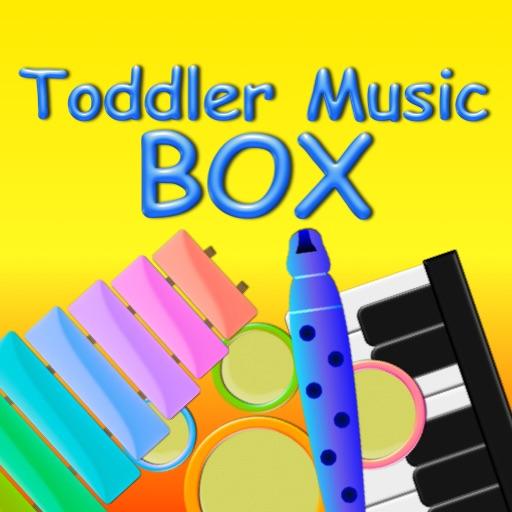 Toddler Music Box iOS App