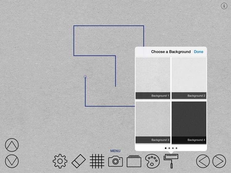 MagikPad - Etch-A-Sketch 2.0 for iPad screenshot-3