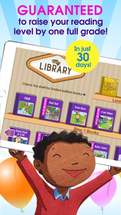 Hooked on Phonics - The #1 Learn to Read Program app image