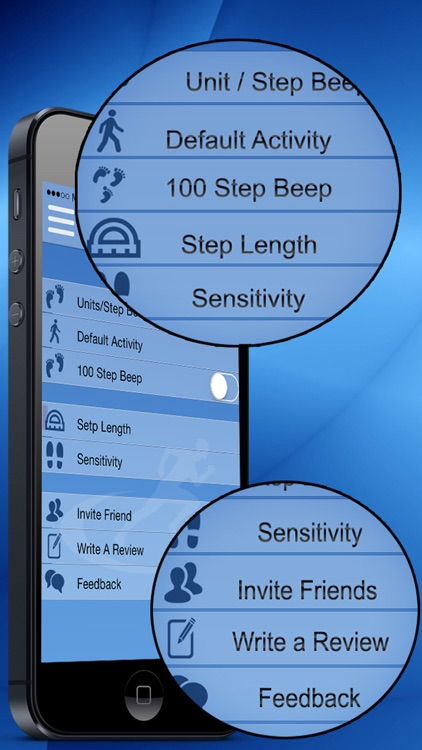 Pedometer : Weight Loss Tips screenshot-3