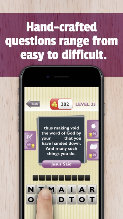 download Free Bible Trivia App Game apps 4