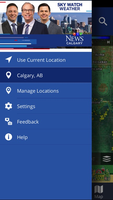 how to download calgary transit app