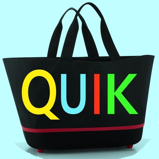 Quik Shopping List