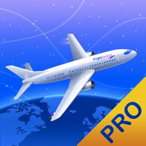 Flight Update Pro – Live Status, Alerts + TripIt app
