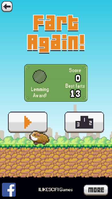 Flappy Hamster screenshot three