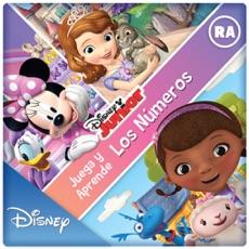 Activities of Disney Los Numeros RA