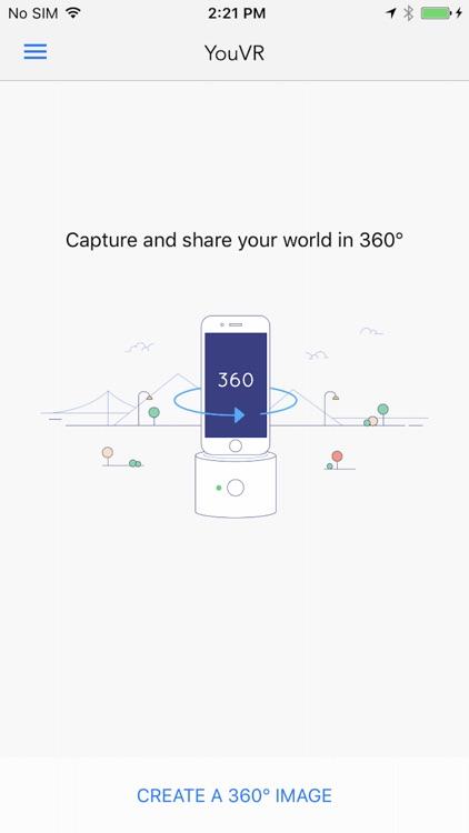 YouVR 360 Camera