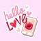 Love Sticker Set