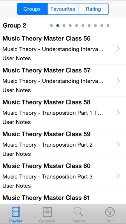 Music Theory Master Class screenshot-4