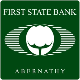 First State Bank Abernathy Mobile Banking for iPad