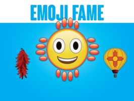 New Mexico by Emoji Fame
