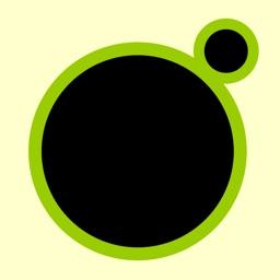 Dot jumper - Tap to make the dot jump