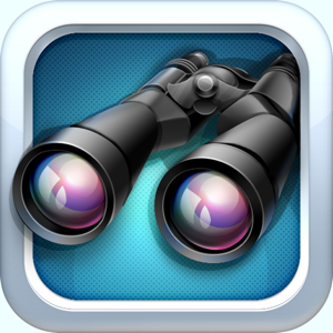 Binoculars - Easily super-zoom your camera app