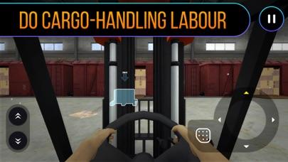 Railway Forklift Simulator 3D-2