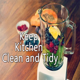 How to Keep Kitchen Clean and Tidy - Easy Tips