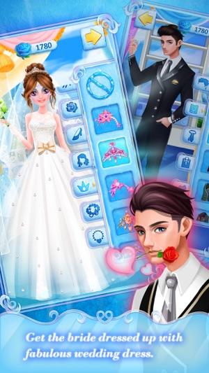 Ice Princess Royal Wedding on the App Store