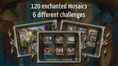 Fairytale Mosaics. Beauty and the Beast screenshot three