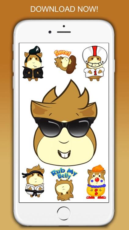 GuineaMoji - Guinea Pig Emojis & Stickers App screenshot-3