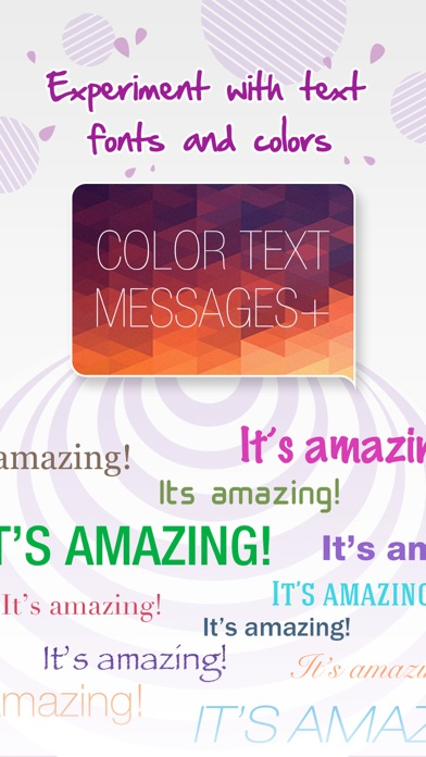 Color Text Messages+ Customize Keyboard Free Now-3