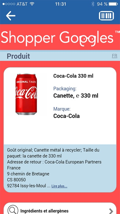 download ScanLife Lecteur de codes-barres et QR codes apps 1