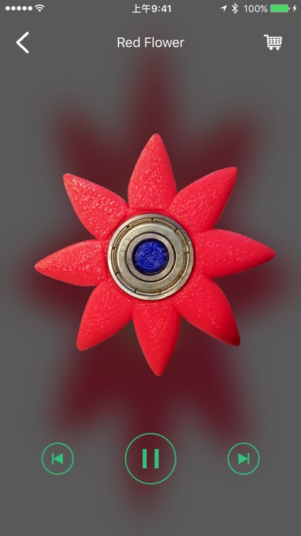 Fidget Spinner - Top Hand Finger Spinner Simulator