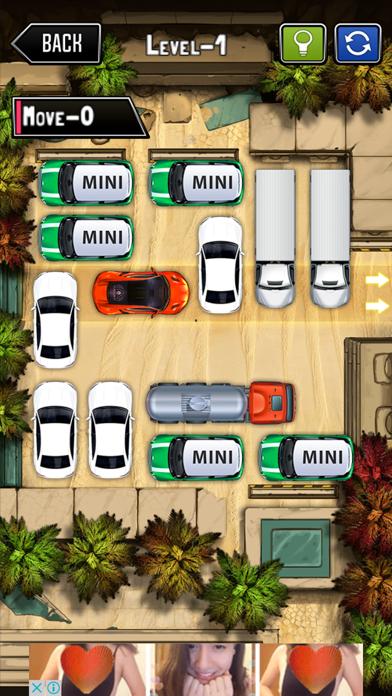 Unblock Car : Puzzles Game screenshot four