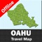 OFFLINE TRAVEL MAP WITH INTEGRATED POINT OF INTERESTS & USEFUL MAP FUNCTIONALITY AT SMALL PRICE